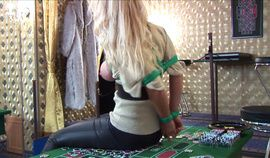 morgan - blonde