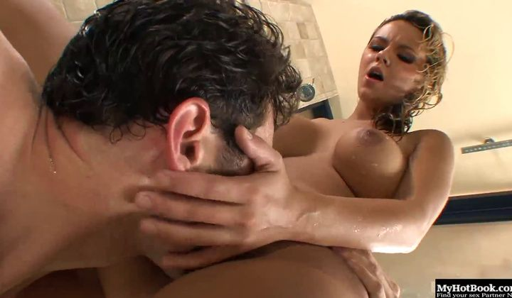 ashlynn brooke - Ashlynn Brooke Sucks And Pulverizes A Monster Dick