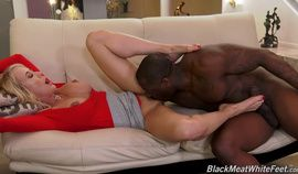 Brandi Love In Hardcore Interracial Hook Up
