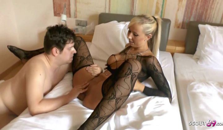 European Teenager Seduce Bf Of Her Bff For Cuckold Smash With Her