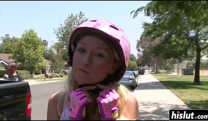 Madison Scott Gets A Good Pounding